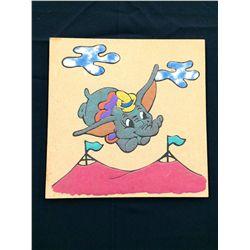 Disney Themed Sand Painting
