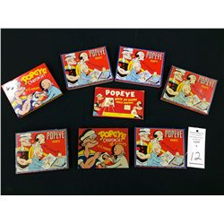 Popeye Collectibles!