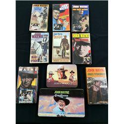 John Wayne Collectibles Lot!