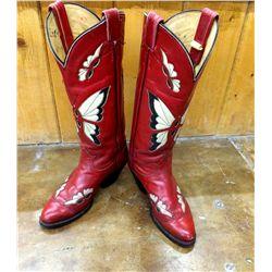 Vintage Western Tony Lama Boots