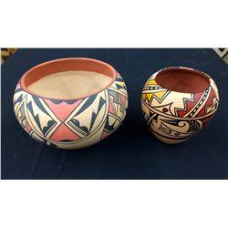 Vintage Jemez Pottery