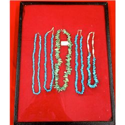 Turquoise Necklace lot