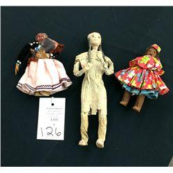 Handmade Doll Group