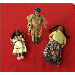 Native American Doll Group