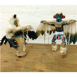 Eagle Dancer Kachinas
