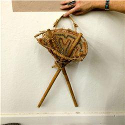 Vintage Childs Gehai (Burden Basket)