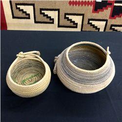 Lariat Rope Baskets