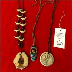 DeGrazia Necklace Lot
