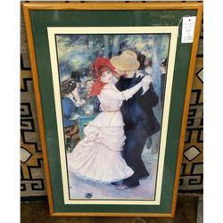 Large Pierre Auguste Renoir Print