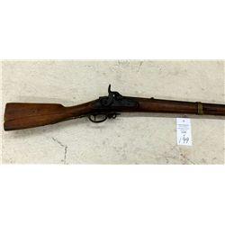 Antique Flintlock Rifle