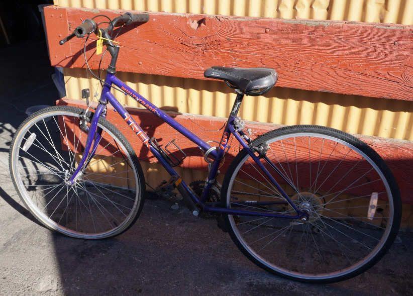d37fdae4125 ... Image 2 : Purple Trek Multi Track 700 Bike