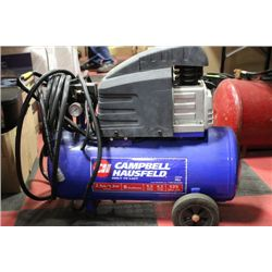 CAMPBELL AIR COMPRESSOR 2.5 HP 8 GALLON