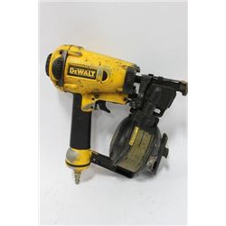 DEWALT AIR COIL NAILER