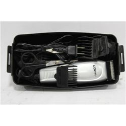 CONAIR HAIR CUTTING KIT IN CASE