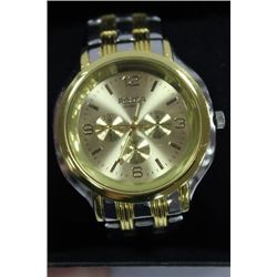 MENS STAINLESS STEEL WATCH ON CHOICE
