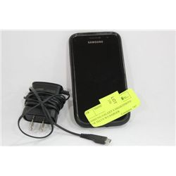 SAMSUNG GALAXY S SMARTPHONE FOR TELUS W/CHARGER