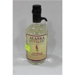 ALASKA FIREWEED FLAVORED VODKA