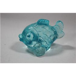 NACHTMANN BLUE CRYSTAL FISH