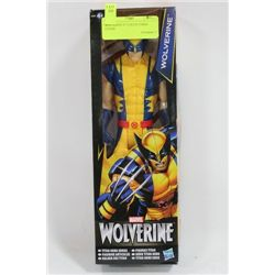 "WOLVERINE 12"" COLLECTIBLE FIGURE"