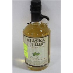 ALASKA HANDCRAFTED BIRCH SYRUP FLAVORED VODKA