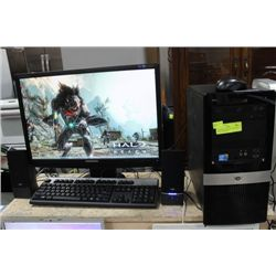 HIGH PERFORMANCE HP PRO INTEL CORE i5 DESKTOP