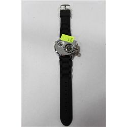 V-6 DOUBLE TIME ZONE WATCH