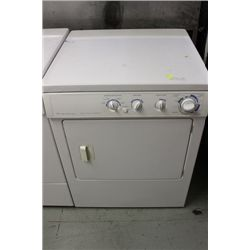 PREVIOUSLY ENJOYED FRIGIDAIRE DRYER