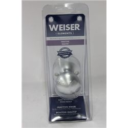 BOX W 4 WEISER INACTIVE KNOBS