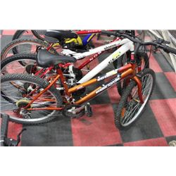 SUPERCYCLE 18 SPEED LADIES MOUNTAIN BIKE