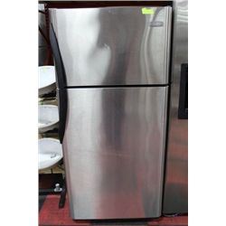 PREVIOUSLY ENJOYED STAINLESS STEEL FRIGIDAIRE