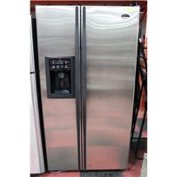 PREVIOUSLY ENJOYED GE PROFILE STAINLESS STEEL