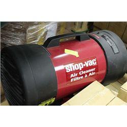 SHOP.VAC AIR CLEANER