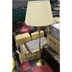 ESTATE BRASS FLOOR LAMP