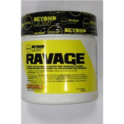 GNC RAVAGE TROPICAL STORM FLAVOUR WORKOUT HYBRID