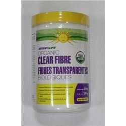 270 GR ORGANIC CLEAR FIBRE