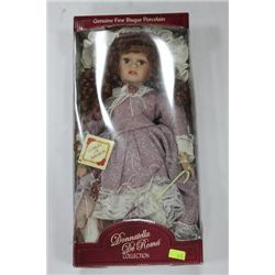 COLLECTIBLE BISQUE DOLL
