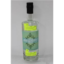 ALASKA PURGATORY VODKA DISTILLED W/ HEMP SEED