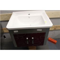 NEW HEART DESIGN FLOATING BATHROOM VANITY