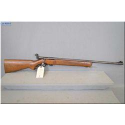 "Mossberg Mod  44 US (b) .22 LR cal mag fed bolt action Training Rifle w/26"" bbl [ blue finish starti"