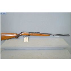 Walther Mod 2 .22 LR cal mag fed bolt action/semi auto Rifle w/24  bbl [ unusual Walther design can