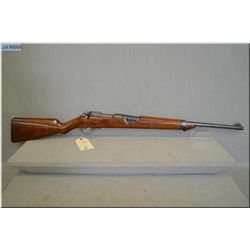 Ross Mod 1905 Mark II ** ( 2 Star ) straight pull bolt action Sporterized Rifle w/barrel cut down to