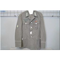 Nazi Mountain Division Tunic w/ Infantry Assault badge