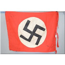 Nazi Flag [ received frotm the Brother of a Vet , over plus thirty years ago in Frankfurt, some stai