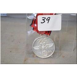 Nazi 1936 Olympic Medal