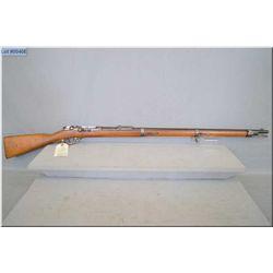 Mauser Gewehr Mod 1871 single shot Double Stamped 1874/ 1875 .11 MM Mauser cal single shot bolt acti
