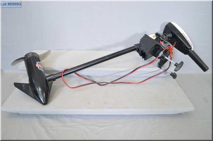 Minn Kota Troling Motor Mod 35 24 Lb Thrust [ weedless power prop