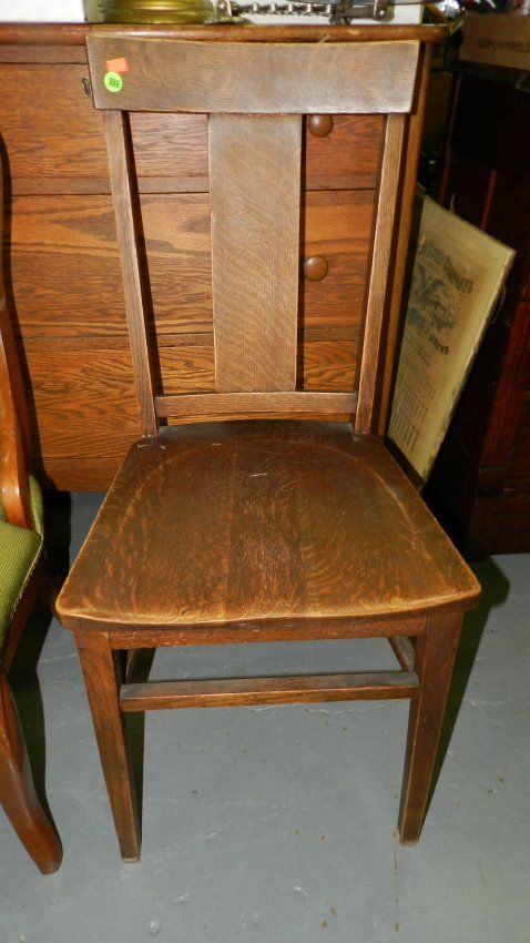 Surprising Antique American Oak Desk Chair Ssr Gmtry Best Dining Table And Chair Ideas Images Gmtryco
