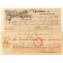 Bank Notes by A. Sutro