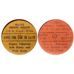 Smoke House, Globe
