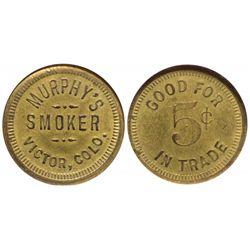Murphy's Smoker, Victor